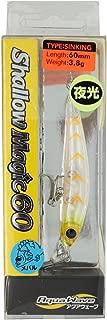 コーモラン(CORMORAN) ミノー アクアウェーブ シャローマジック 60mm 3.8g パールギーゴ #A82 ルアー