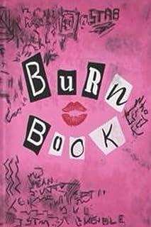 Burn Book: Mean Girls Journal. Funny Girlish ish. Gift for Teens