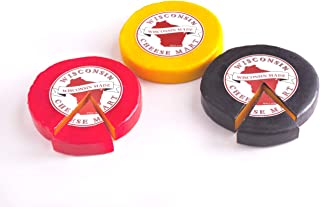Wisconsin Cheddar Cheese Wheel Variety Pack
