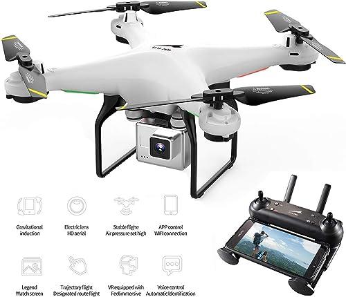 venta caliente en línea TYUE Mini Drone con altitud altitud altitud Hold y Modo Headless 2.4 GHz 4-Axis Gyro Bolsillo Quadcopter con 720P WiFi cámara y 10 Minutos de Tiempo de Vuelo, Diverdeido Regalo para los Niños,blanco  venta