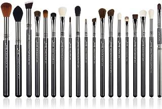 Jessup Brand 19pcs Professional Makeup Brush Pro Set Beauty Eyeshadow Blending Eyeliner Smoked Sloom Cosmetics Tool kit T131