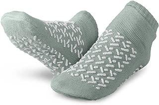 medline double tread socks
