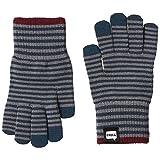[エヴォログ] 手袋 LET 2313 メンズ DEEP BLUE×GRAY 日本 Free-(FREE サイズ)