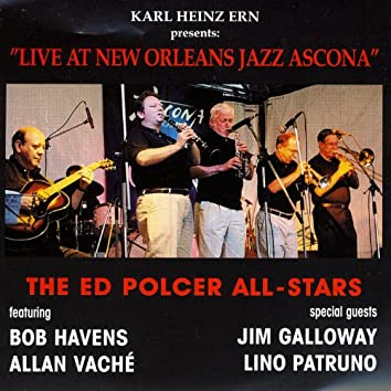 Live At New Orleans Jazz Ascona