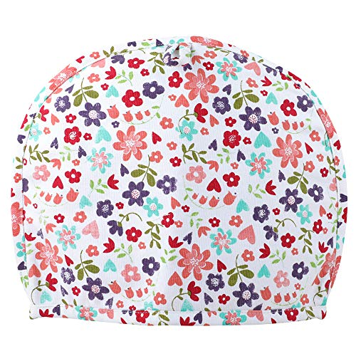 SoulGenie Insulating Tea Cozy - Pure Cotton and Traditional - Double Layered with Inner Waterproof Polyester Fabric