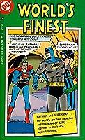 World's Finest (Batman & Superman) 0448145340 Book Cover