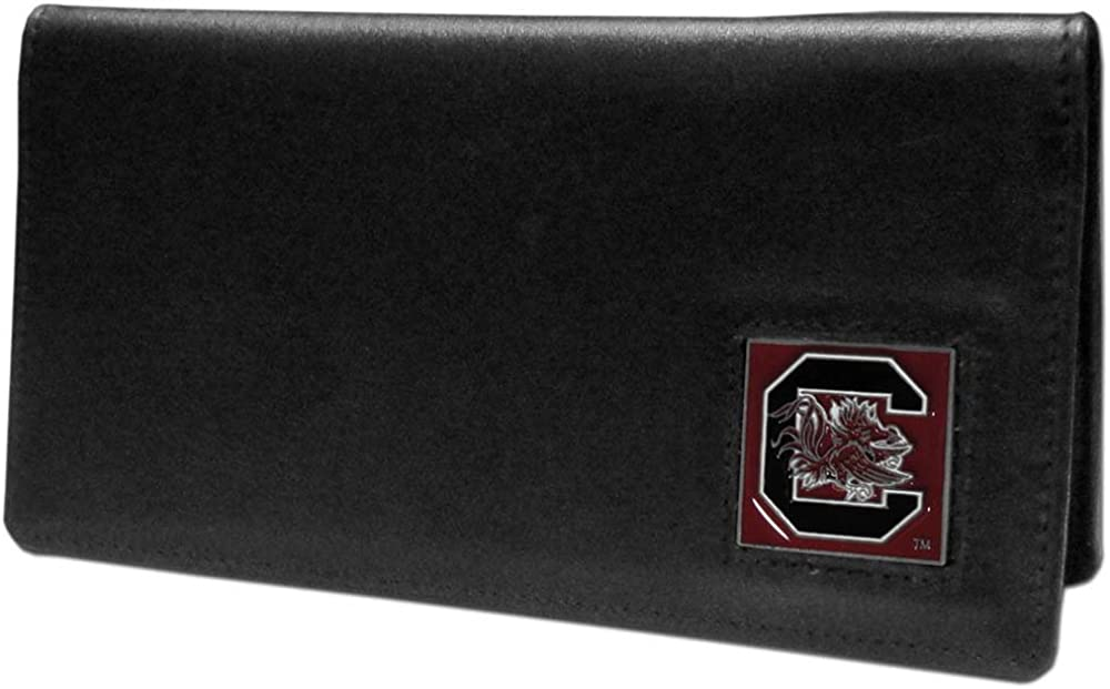 Siskiyou Sports NCAA Unisex Leather Checkbook Cover : Sports & Outdoors