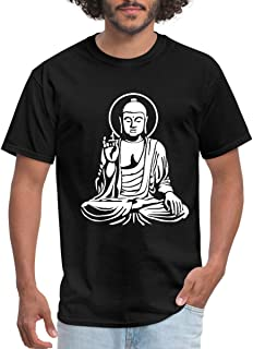 Buddha Statue Buddhism Men's T-Shirt