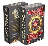 Ring of Fire - Trinkspiel mit wasserfesten Karten