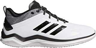 Speed Trainer 4 Wide White/Black/Silver X-Trainer Shoes (CG5143)