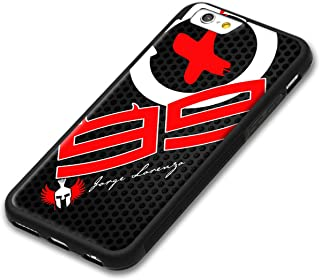 Jorge Lorenzo 99 Yamaha Motogp X Fuera Carbon Custom Phone Case For iPhone 6 4.7
