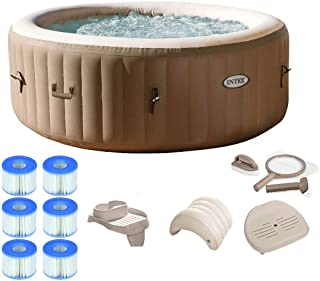 10 Best Spa 6 Places Intex Reviewed And Rated In 2020