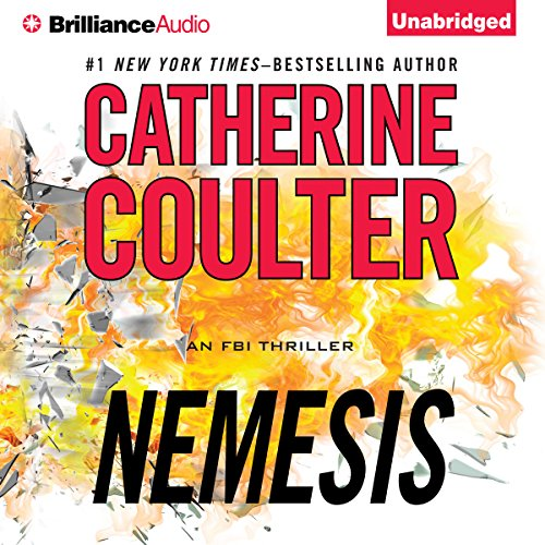 Nemesis: An FBI Thriller, Book 19 audiobook cover art