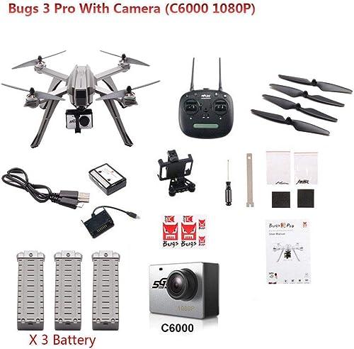Unbekannt MJX Bugs 3 Pro B3PRO RC Drohne Quadcopter 1080 P 5G WiFi FPV Kamera GPS Positionierungsh