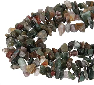 wanjin Indian agate Stone crystal Chips Beads 5~8mm 34 Inches per strand For Jewelery Making