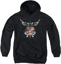 Bon Jovi - Greatest Hits Art - Youth Hoodie Sweatshirt