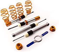 maXpeedingrods Coilovers for VW Jetta MK5/Golf MK5 MK6/VW Beetle 2012-2014/VW Touran 2004-2015/VW Scirooco 2008-2017