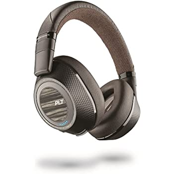 Amazon Com Plantronics Wireless Noise Cancelling Backbeat Headphones Black Tan Pro 2