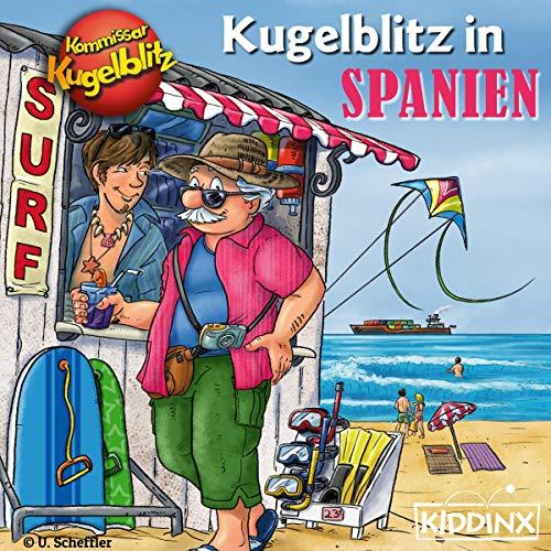 Kugelblitz in Spanien Titelbild