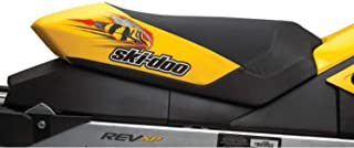 Ski-Doo REV-XP,XR Seat Cover Techno Racing Bee Black/Yellow New OEM Factory MXZ