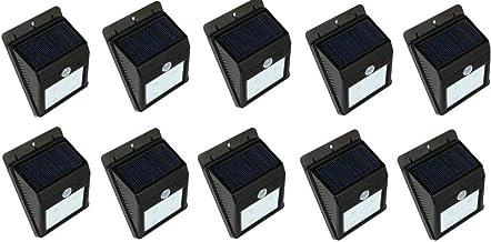 Solar motion light,one set of 10 pcs,night sensor light