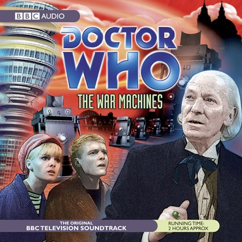 Doctor Who: The War Machines Titelbild