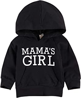Baby Boy Girl Letter Print Hoodie Sweater Shirt Long Sleeve Sweatshirts Pullover Top Casual Fall Spring Winter Outfits