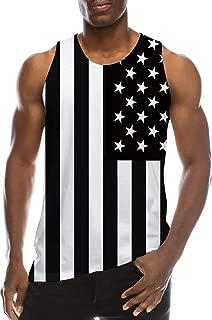 Men's Tops Tank 3D Printed Undershirt Funny Jersey Ringer Casual Summer Sleeveless Shirts