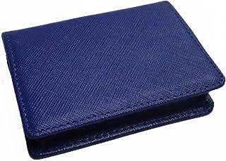5451 牛革コインケース カードサイズ ボックス型 小銭入れ