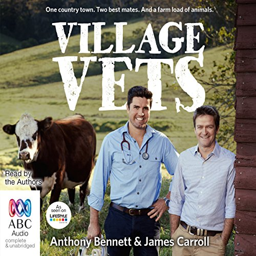 Village Vets  By  cover art
