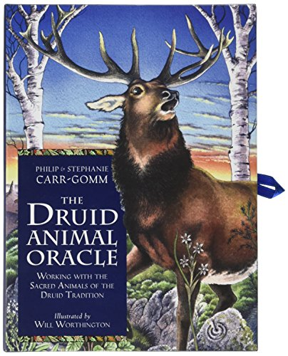 Druid Animal Oracle - Trade Paperback
