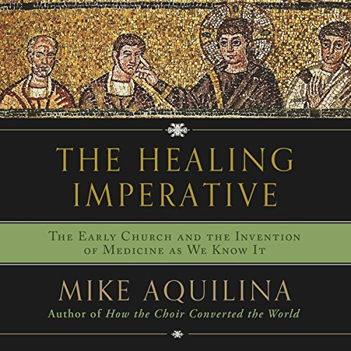 The Healing Imperative audiobook cover art