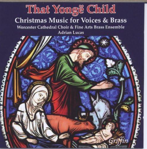 Worcester Cathedral Choir, Fine Arts Brass Ensemble & Adrian Lucas