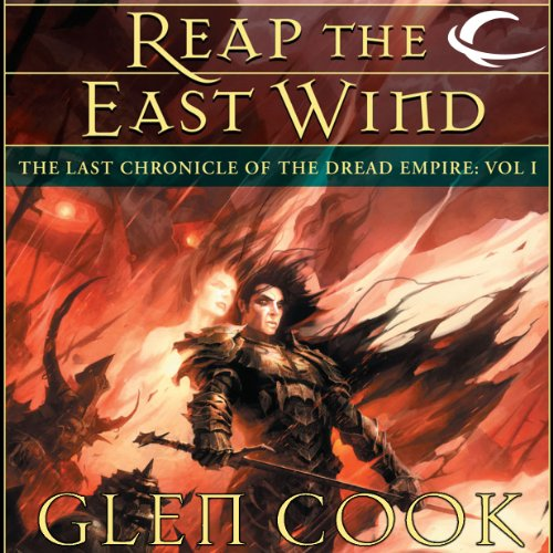 Reap the East Wind audiobook cover art