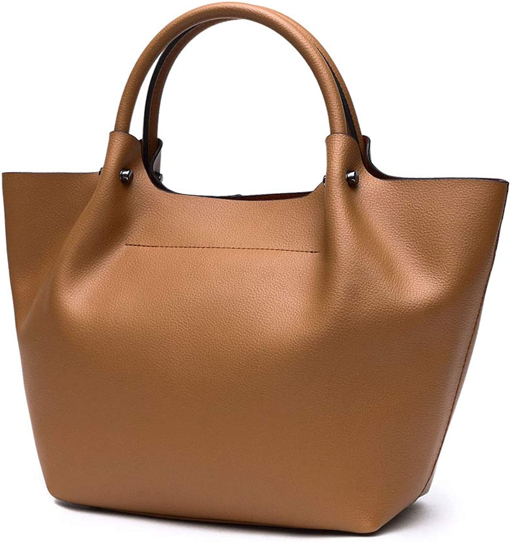 KERVINZHANG KERVINZHANG KERVINZHANG Damen Handtaschen aus echtem Leder Hobo Umhängetasche (Farbe   braun) B07MW4MBFJ 7a4395