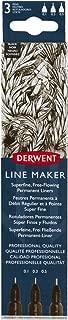 Derwent DE2305560 LINE Markers Black
