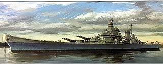 1/350 Blue Ridge Models USS New Jersey BB-62 WWII Version Plastic Model Kit