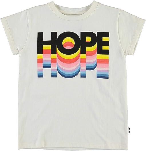 Hope Rainbow Tee