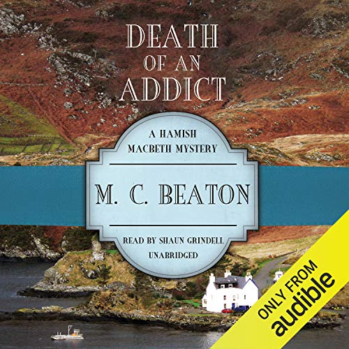 Death of an Addict cover art