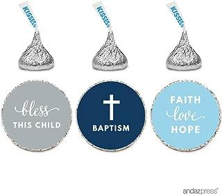 Best baptism labels for favors Reviews