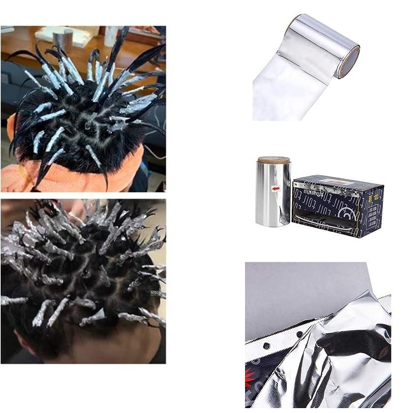 満足最後に手書きACHICOO アルミ箔 テープ 耐熱性 理髪 美髪 用品 ヘアパーマスタイリング ツール ヘアカラー