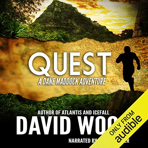 Quest: A Dane Maddock Adventure cover art