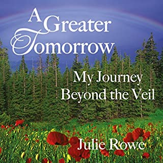A Greater Tomorrow audiobook cover art