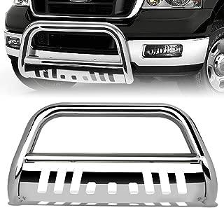 TRIL GEAR Bull Bar Fit for 2004-2017 Ford F150 Models/2007-2016 Lincoln Navigator 3
