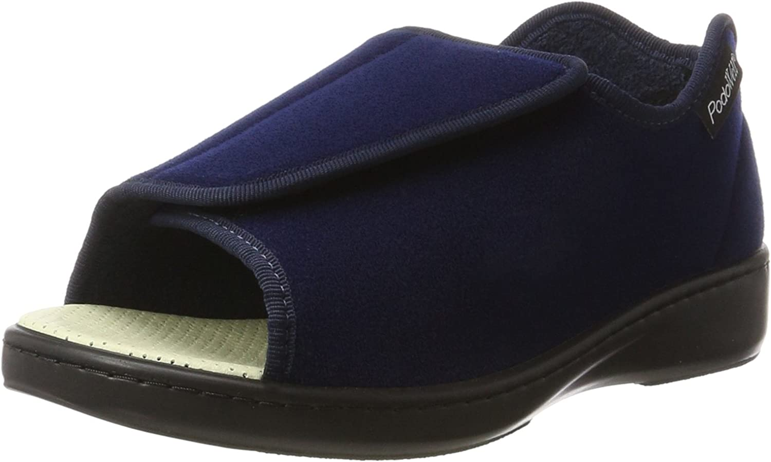 PodoWell Unisex Adults Alexis Hi-Top Slippers