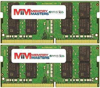 MemoryMasters 互換Crucial 32GBキット (16GBx2) DDR4 2400 MT/s (PC4-19200) DR x8 SODIMM 260ピンメモリー - CT2K16G4SFD824A