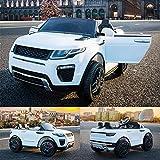 FP-TECH Auto ELETTRICA per Bambini Macchina SUV 2 POSTI 2WD 12V con...