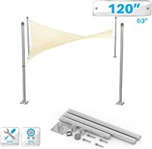 awning support posts