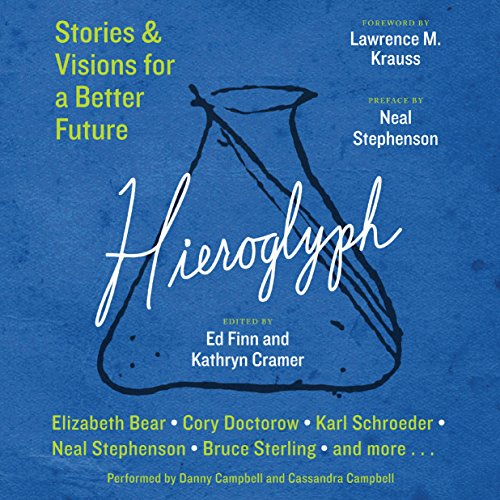 Hieroglyph audiobook cover art