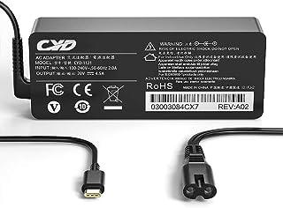 QYD 90W USB Type-C PD【急速ACアダプター】充電器 対応 MacBookノートパソコン MacBook Pro Air 2018 Dell HA30NM150 LA45NM150 LA65NM170 2YKOF 02YKOF...